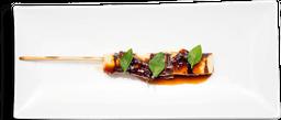 Queijo Coalho com Chutney de Tomate