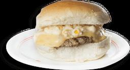 Cheese Burger Creme de Milho