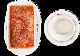Filet Mignon à Parmegiana