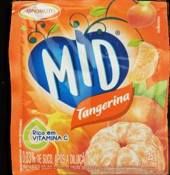 Mid Refresco Em Pó Tangerina