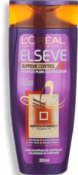 Shampoo Elseve Supreme Control 4D 200 mL