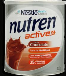 Complemento Alimentar Nutren Active Sabor Chocolate 400g