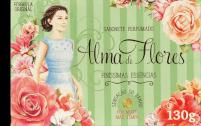 Sabonete Alma De Flores 130g