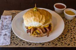 Hambúrguer Cheese Bacon