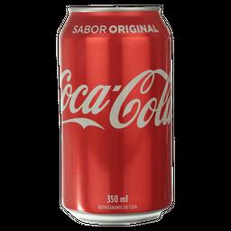 Coca-Cola original (lata 350ml)