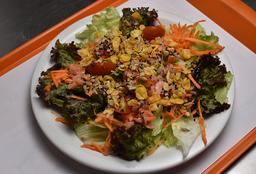 Salmão Premium Com Salada