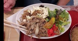 Double Yakissoba Com Beef