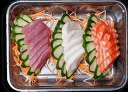 Sashimi Clássico - 16 Unidades