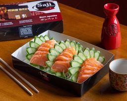 Sashimi de Salmão - 16 Unidades
