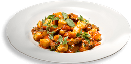 Gnocci de Ragu de Filetto