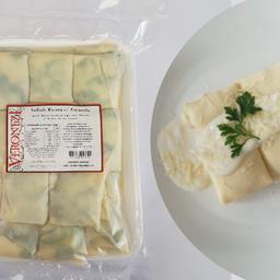 Sofioli de Ricota com Escarola - 1kg