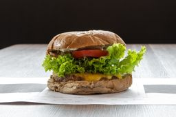 Black Burger Salada - 150g