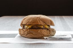 Black Cheese Burger - 120g