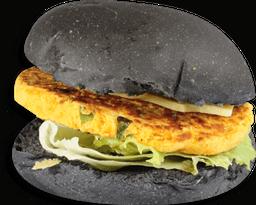 Black Burger Veg Grão De Bico