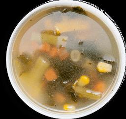 Sopa Peruana de Quinoa