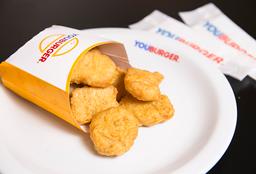 Nuggets - 6 Unidades