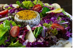 Salada Caprina