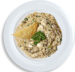 Risoto de Filet Mignon