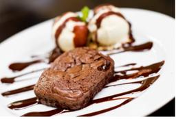 Brownie Com Gotas de Chocolate Sem Glúten