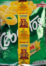 Salgadinho Cebolitos Elma Chips  110g