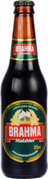 Cerveja Brahma Malzbier Long Neck 355 ml