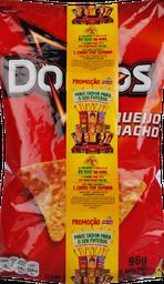 Salgadinho De Milho Sabor Queijo Nacho Doritos Elma Chips 96g