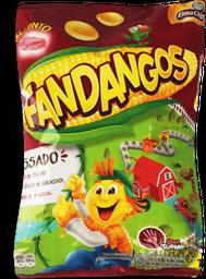 Salgadinho Fandangos De Presunto Elma Chips 164g