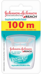 Fio Dental REACH Johnson's Essencial 100m