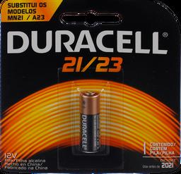 Pilha Alcalina 12V 21/23 Duracell 1 Unidade