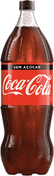Coca-Cola Sem Açúcar 2 Litros