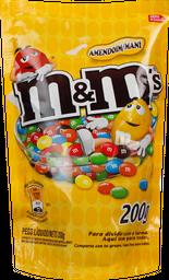 Amendoim M&M's  200g