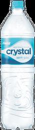Água Mineral Crystal Sem Gás Pet 1,5 L
