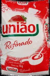 Açúcar Refinado União Pacote 1Kg