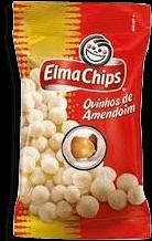3x2 Elma Chips Ovinhos de Amendoim Pacote