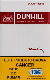 Cigarro Carlton  Dunhill 1 U
