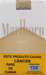 Cigarro Marlboro Gold Original Soft 1 U