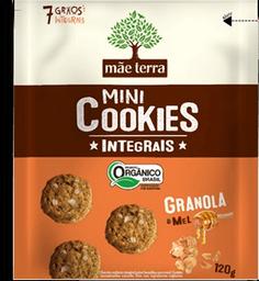Biscoito Mae Terra Cookies Int.Granola E Mel 120G