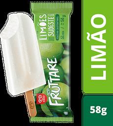 Picolé Fruttare Limão 58 g