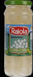 Raiola Cebolinha Espanhola Vidro