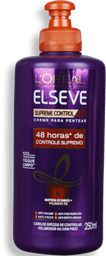 Creme Para Pentear Elseve Supreme Control 4d 250 mL