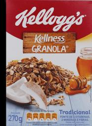 GRANOLA KELLNESS TRAD 270G