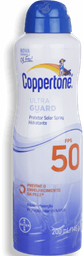 Protetor Solar Coppertone Ultraguard Spray Fps50 200 mL