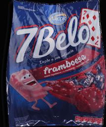 7 Belo Arcor Bala Framboesa Mastigável
