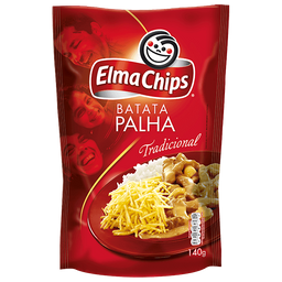 BATATA PALHA ELMA CHIPS 140G