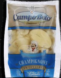 11.94% em 3 Unid Campo Belo Cogumelo Champignons Fatiado
