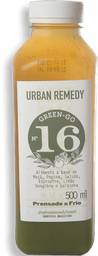 Suco 16: Green-Go