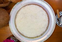 Torta Toalha Felpuda Gelada de Coco