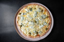 Pizza Quatro Formágio