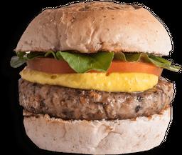 Hambúrguer Los Vegans