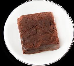 Brownie de cacau orgânico